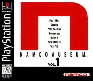 Screenshot Thumbnail / Media File 1 for Namco Museum Vol.1 [NTSC-U]